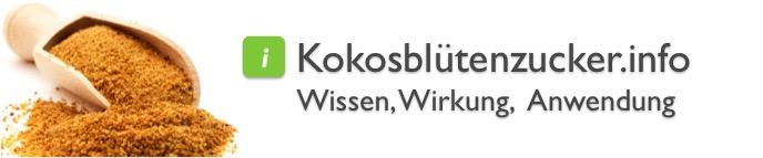 Kokosblütenzucker.info Logo